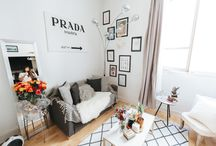 My Home / Sharing some pretty details from my Small Parisian Apartment!