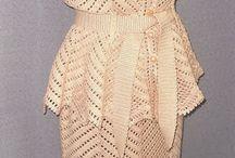 코바늘 정장옷