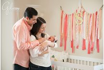 Lifestyle newborn and maternity photography