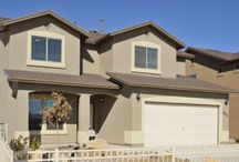 The Cambria / 1728 sqft, 3 bedroom, 2.5 bathrooms, 2 levels available in TDE 67, Mission Ridge  www.desertviewhomes.com
