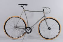 bikes by HolinDesign / minimalism and functionalism of HolinDesign bikes