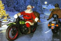 Happy Cafe Racer Christmas!