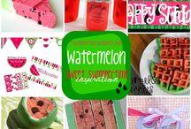 Pre-K Wild about Watermelon