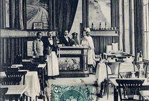 Historic Cafes long gone
