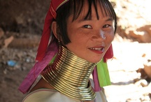 People of the World / Celebrating the beauty of all people and cultural clothing around the world