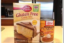 Gluten free ideas