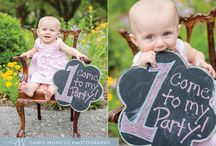 Elena 1st bday ideas