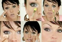 Make up tips and tricks / by Tammie McConnell