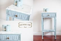 """Projects {Country Chic Paint} - what you can do with it / On this board you'll find inspirational pieces done with Country Chic Paint products.  If you are a Retailer of Country Chic Paint, or a Blog Squad member, please submit a request to us by email to join this group board so that you can contribute your projects here.  Please keep these """"rules"""" in mind: your post should show off at least one Country Chic Paint product. Please include these in your description: (1) your website, (2) www.countrychicpaint.com, (3) #countrychicpaint"""
