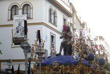Domingo de Ramos 2015 en Triana / Hermandad de la Estrella de Triana, Sevilla · Domingo de Ramos. Semana Santa 2015 www.trianaocio.es/ Triana Ocio   Agenda Cofrade