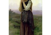 William Adolphe Bourguereau / Paintings