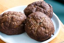 spent grain recipes / by Anna Rogers