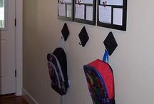 School organization / by Tammy Burris