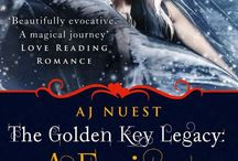 AJ Nuest's Golden Key Chroniclers!