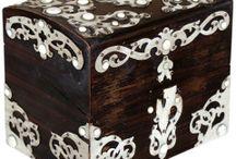 Jewery box antique / Tattoo