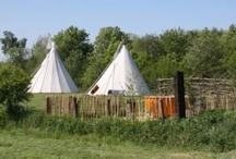 Campings Nederland België Luxemburg voor kinderen / Campings voor kids, Nederland, België en Luxemburg, kamperen met kinderen