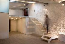 01_Apartment in Verona -Italy- / recovery of an attic in Veronetta (Verona - Italy) _ 2013-2014 Project: MOOVDESIGN: arch. Emanuele Miliani; arch. Emanuele Bugli; _ Collaboration & photography: arch. Martina Rigoni