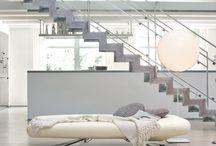 Sofa beds by Bonaldo