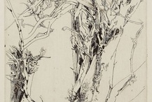 Drawing: Horst Janssen