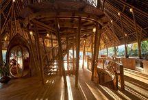Bambusove domy