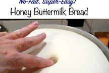 Honey buttermilk breads