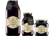 INSPIRATION // Organics / Natural and organic foods packaging, branding, websites, design and inspiration.
