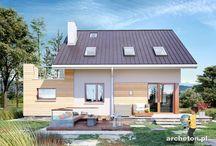 Projekty domów - NOWOŚCI 2018