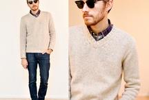 Sharp Dressed Man - Fall/Winter / by Courtney Hart