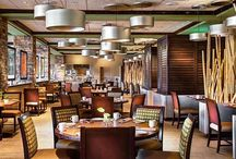 "SKM Restaurants / The St. Kitts Marriott Resort offers eight restaurants serving a wide variety of culinary choices.  From a steakhouse that rivals the finest in the states to casual dining and buffets, you will find high quality, mouth-watering cuisine.  Each restaurant features signature dishes as well as Marriott's ""Fit For You"" menu items for guests seeking healthier meal choices. 		          / by St.Kitts Marriott Resort"