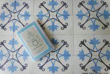 Sadus Tiles hand made cement tiles 4 / Cement tiles, concrete tiles, mosaic, design, colourful, beautiful, style, contemporary, classic, modern, interior,