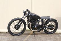 Caferacer / Motorbike