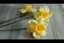 dantel çiçekler