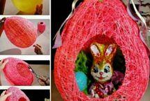 Easter ideas / by Verona de Witt
