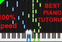 Piano Idee / Piano lessen