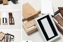 Mini Wooden boxes.