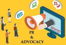 PR and Advocacy