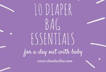 Baby Essentials / Things a baby needs and tips on taking care of baby!