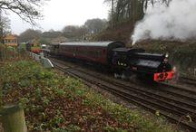 Heritage Railway / Heritage Railway - preserved railway lines in the UK
