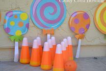 Party Ideas / by Jenny Fohey