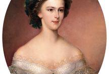 Princess Elisabeth of Bavaria - later Empress of Austria & Apostolic Queen of Hungary