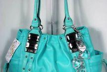 handbags galore / by Misty Kirkpatrick