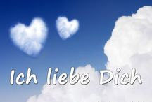 """Ich liebe Dich / Einfach und kostenlos, """"Ich liebe Dich""""-Bilder teilen. ♥"""