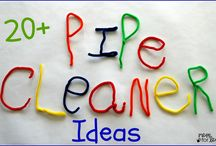 Pipe Cleaner Craft and Activities