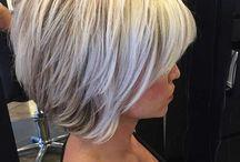 fryzury włosy krótkie