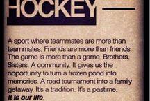 Hockey / by Karen VanderWeide