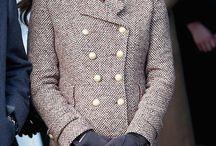 Kate Middletone Coat