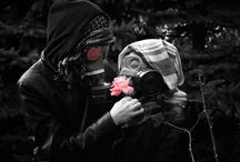 gasmask love