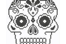Skulls / Crafts with skulls