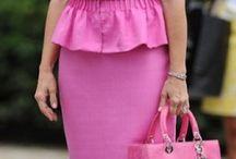 Charlotte York (Kristin Davis) Style Icon