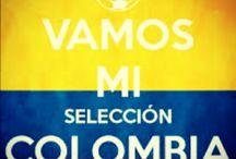 te amo mi selección Colombia